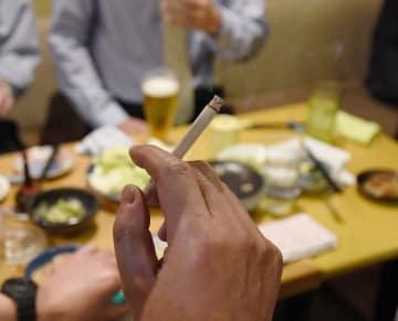 Smoking in Tokyo