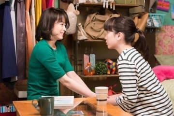 NHKの連続テレビ小説「半分、青い。」第70回の一場面 (C)NHK