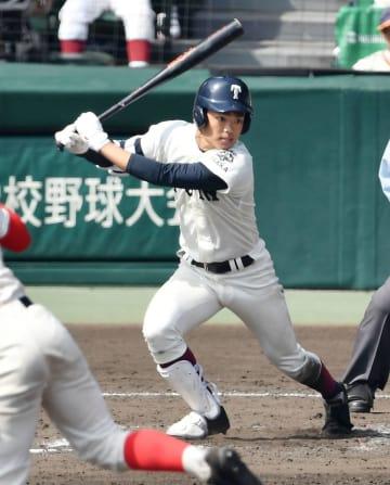 大阪桐蔭の根尾昂内野手