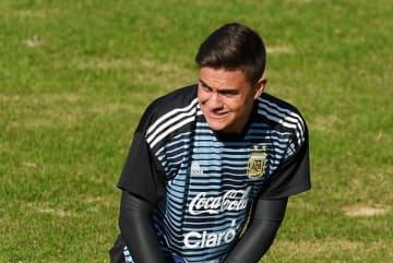 アルゼンチン代表のディバラ photo/Getty Images