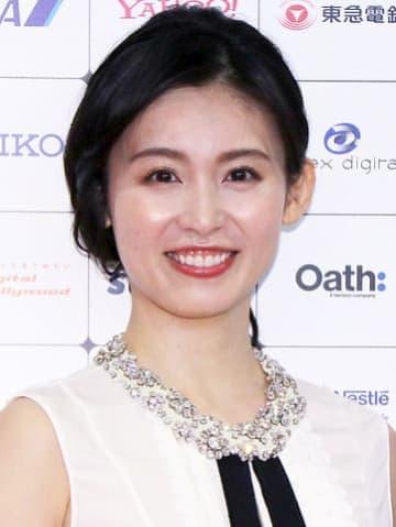 国際短編映画祭「ショートショートフィルムフェスティバル&アジア2018」のレッドカーペットに出席した本仮屋ユイカさん