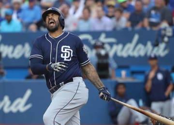 Matt Kemp 2016: San Diego Padres v Toronto Blue Jays