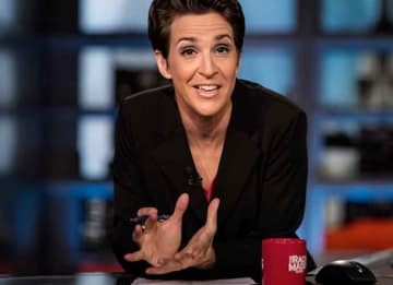 Rachael Maddow Beats Sean Hannity As Most-Watched Cable News Show