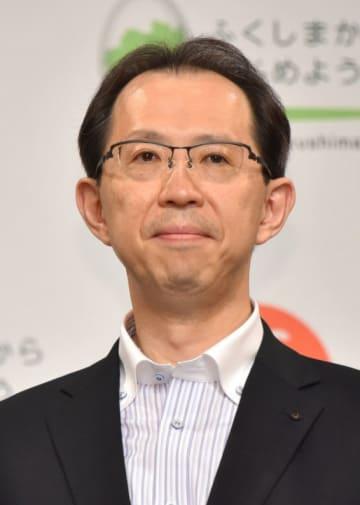 福島県の内堀雅雄知事