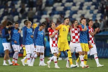 クロアチアはアルゼンチン撃破へ photo/Getty Images
