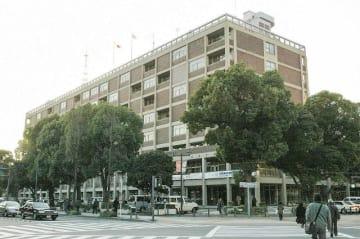 横浜市庁舎