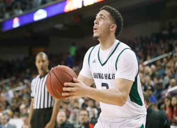 UCLA's LiAngelo Ball arrested for shoplifting