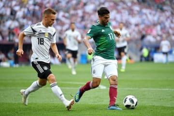 ドイツを翻弄したベラ photo/Getty Images