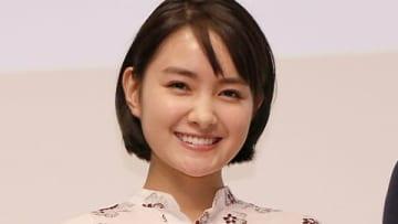 映画「青夏 きみに恋した30日」のPRでイベントに登場した葵わかなさん