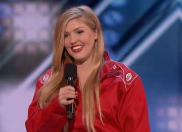 Annaliese Nock on America's Got Talent