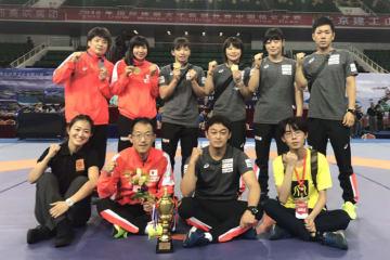 好成績を残した日本チーム