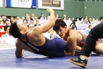 決勝の山﨑弥十朗戦、ラスト6秒で執念の逆転