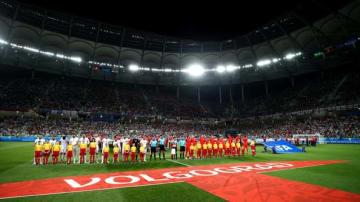 チュニジア対イングランドが行われたボルゴグラード。日本代表もこのスタジアムでポーランドと相見える photo/Getty Images
