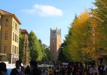 早稲田大学早稲田キャンパス(「Wikipedia」より)