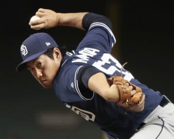 Baseball: Padres' Makita