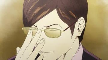 テレビアニメ「Back Street Girls -ゴクドルズ-」で諏訪部順一さんが声優を務めるマンダリン木下(C)ジャスミン・ギュ・講談社/犬金企画