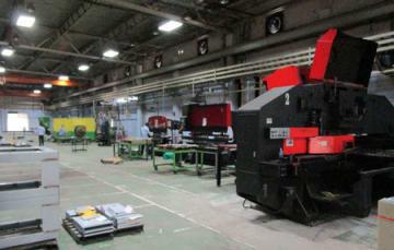 日新電機がタイに増設した工場