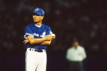 1998年当時ベイスターズの監督を務めていた権藤博氏【写真提供:ベースボールマガジン社】