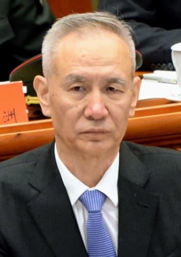 顔:Chinese Vice Premier Liu, 2018051800062