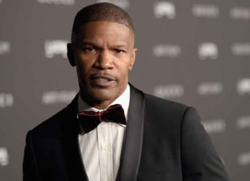 LOS ANGELES, CA - NOVEMBER 01: Actor Jamie Foxx attends the 2014 LACMA Art + Film Gala honoring Barbara Kruger and Quentin Tarantino presented by Gucci at LACMA on November 1, 2014 in Los Angeles, California. (Photo by Jason Kempin/Getty Images...