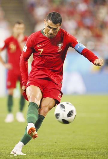 Football: Iran and Portugal at World Cup