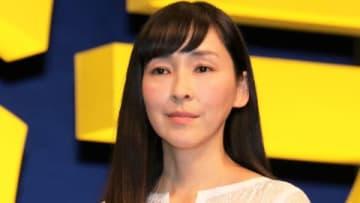 劇場版アニメ「未来のミライ」のジャパンプレミアに出席した麻生久美子さん