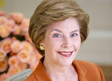 "Laura Bush Calls Donald Trump's Immigration Policies ""Immoral"""