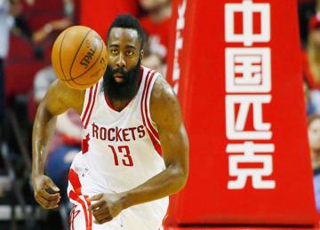 James Harden Leads Rockets to Win Over Cavaliers