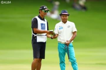 「日本ゴルフツアー選手権 森ビルカップ」での片山晋呉 本人の口からは何が語られるのか(撮影:村上航)