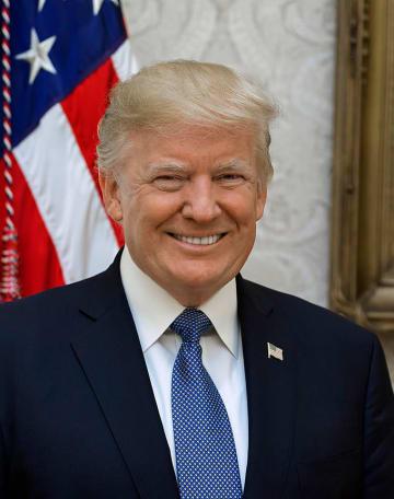 ドナルド トランプ 大統領