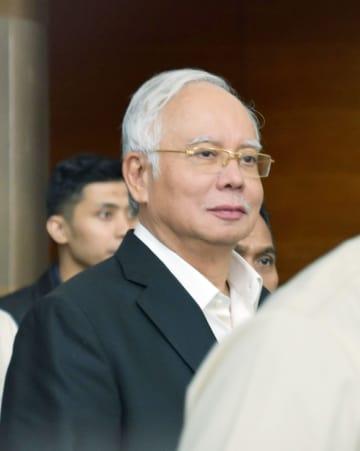 Ex-Malaysia PM Najib
