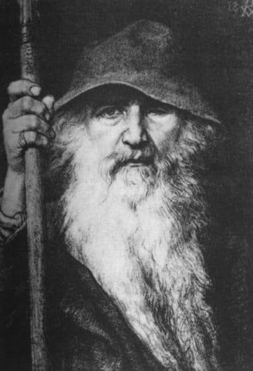 オーディン 流離人 ゲオルク フォン ローゼン