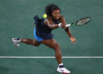 Serena Williams Falls to Ukraine's Elina Svitolina in singles at Rio 2016