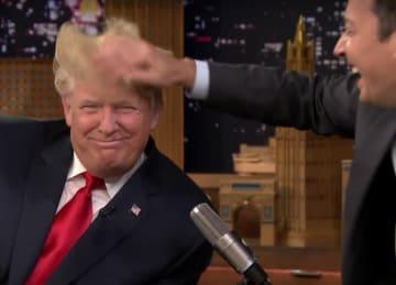 Donald Trump & Jimmy Fallon