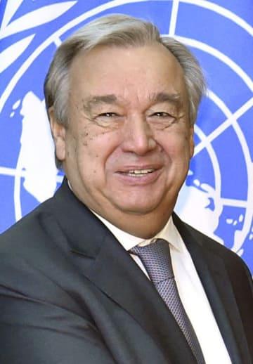 国連のグテレス事務総長