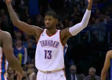Thunder's Paul George opting to become unrestricted free agent