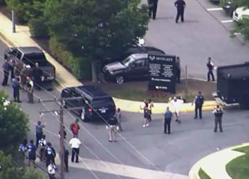 Five killed in Capital Gazette shooting in Annapolis, Maryland (June 28, 2018)