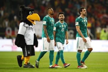 4年前とは違ったドイツ photo/Getty Images