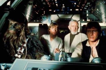 映画「スター・ウォーズ エピソード4/新たなる希望」の一場面 (C) 1997 Lucasfilm Ltd. All rights reserved.