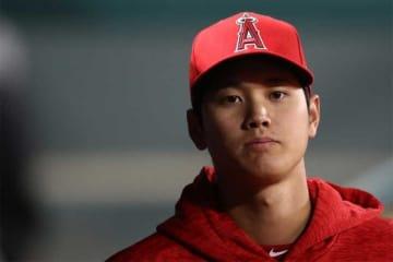 まずは打者として復帰を目指す方針となったエンゼルス・大谷翔平【写真:Getty Images】