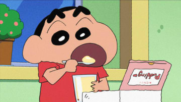 29日放送の「クレヨンしんちゃん」のワンシーン(C)臼井儀人/双葉社・シンエイ・テレビ朝日・ADK