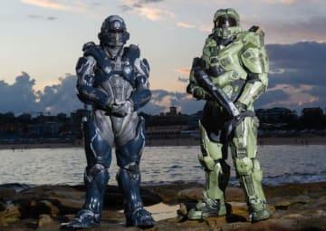 ゲーム最新作「Halo 5: Guardians」ローンチイベントの写真 - James D. Morgan / Getty Images