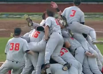 Oregon State beat Arkansas for 2018 College World Series title