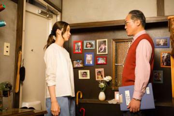 連続ドラマ「限界団地」第4話の一場面=東海テレビ提供