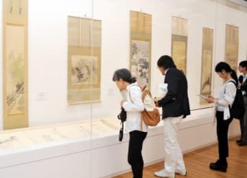 30日に開幕する「うるわしき美人画の世界」展