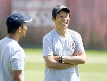 Japan head coach Nishino