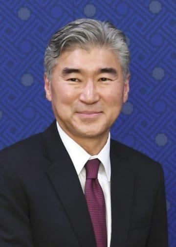 米国のソン・キム駐フィリピン大使