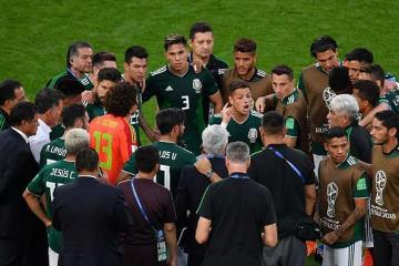 ベスト8入り狙うメキシコ photo/Getty Images