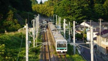 E501系 普通列車 常磐線 いわき 内郷