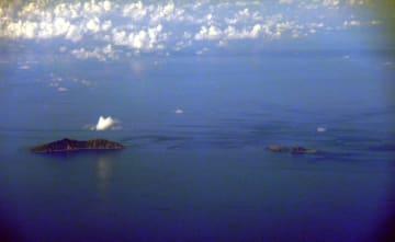 尖閣諸島 魚釣島 北小島 南小島